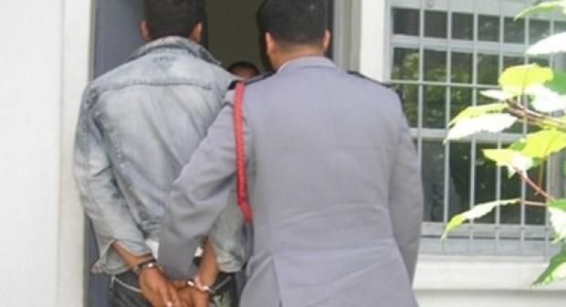 ايت عميرة..إلقاء القبض على لصوص مدرسة تين عدي