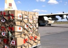 """بتعليمات ملكية ..هذه هي المساعدات التي أرسلها المغرب لضحايا إعصار """"إيداي"""" الذي ضرب الموزمبيق"""