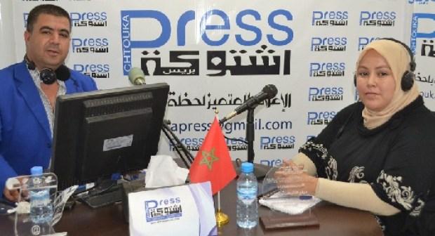 بالفيديو..أهم إنتظارات ساكنة تافراوت المولود مع الرئيسة حنان عدباوي