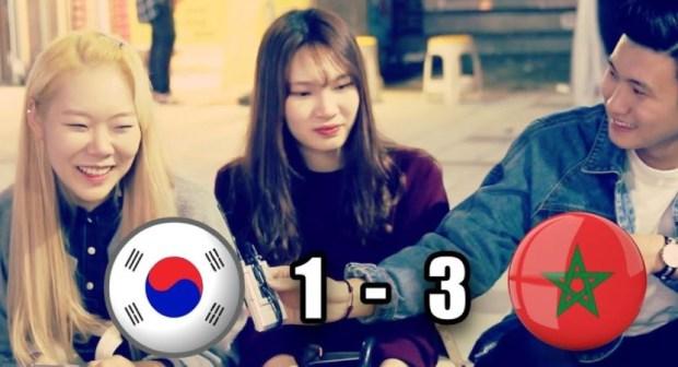 هكذا علق الشارع الكوري على مبارة المنتخب المغربي ضد نظيره الكوري الجنوبي