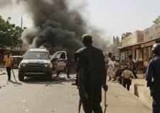 50 قتيلا على الأقل في هجوم انتحاري استهدف مسجدا في نيجيريا