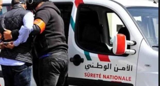 أكادير..توقيف خمسة قاصرين للاشتباه في تورطهم في قضايا تتعلق بالسرقات
