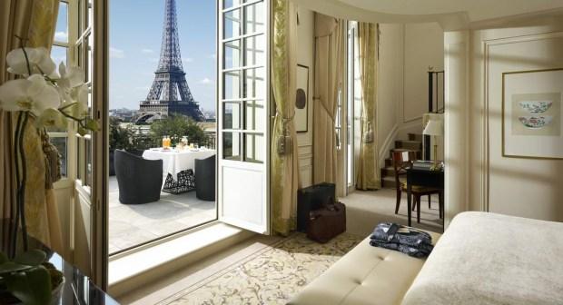 السطو على مجوهرات بقيمة 4 ملايير سنتيم من فندق فخم بباريس
