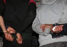 بيوكرى: توقيف عصابة متخصصة في السرقة باستعمال سيارة تحمل رقم مزور