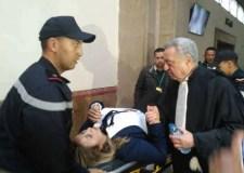 بعد اعتداء محام على صحفية.. فتح تحقيق قضائي وصحفيون يُقرّرون مقاطعة الجلسات