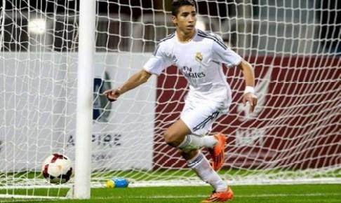 ريال مدريد يقرر تمديد عقد اللاعب المغربي أشرف حكيمي