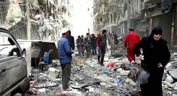المغرب يتأسف لتدهور الوضع في سوريا و يرفض التصعيد العسكري