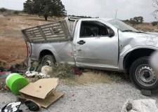"""إمي مقورن : إصابة 9 عمال زراعيين إثر حادث انقلاب """"بيكوب"""""""