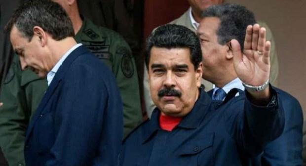 القاء القبض على  مُدبّري محاولة اغتيال رئيس فينزويلا
