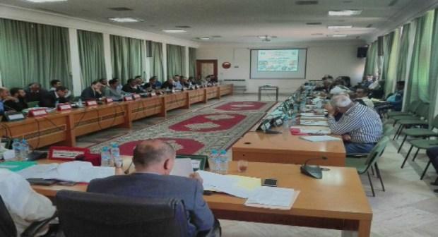 رصد 78 مليون درهم لإنجاز 87 مشروعا طرقيا بإقليم تيزنيت