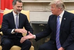 ترامب يقترح على إسبانيا بناء جدار عازل للتصدي للهجرة السرية!