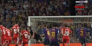 بالفيديو…الأسد المغربي ياسين بونو يتألق في مبارة فريقه ضد برشلونا