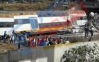 عاجل: 7 قتلى في حادث انقلاب قطار رابط بين الرباط والقنيطرة والحصيلة مأهلة للإرتفاع