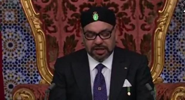 فيديو ..نص الخطاب الملكي السامي بمناسبة الذكرى الـ43 لذكرى المسيرة الخضراء،