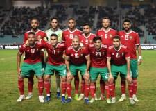 مبارة المنتخب الوطني المغربي أمام مظيفه المالاوي تنتهي بالبياض