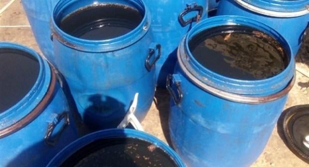 حجز أزيد من 25 طناً من زيوت الصوجا الفاسدة كانت ستخلط بزيت الزيتون