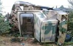 مصرع جندي مغربي وإصابة آخر في إنقلاب شاحنة عسكرية