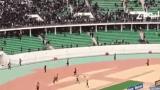 فيديو..شغب بعد نهاية مقابلة حسنية أكادير و الرجاء البيضاوي