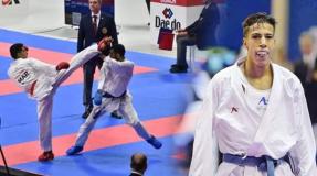 المغرب يحرز ميداليتين برونزيتين في بطولة العالم للكراطي