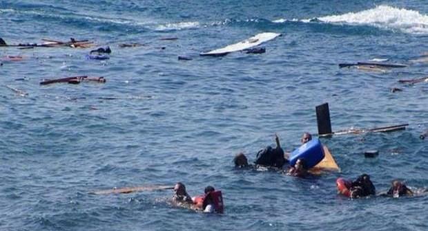 غرق 70 مهاجراً وإنقاذ 16 آخرين اليوم الجمعة