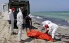 بحر أكلو يلقي بجثة جديدة من ضحايا فاجعة القارب المنقلب