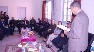 بالفيديو : أجواء احتفالية خاصة بالمرأة الشرطية بمدينة بيوكرى