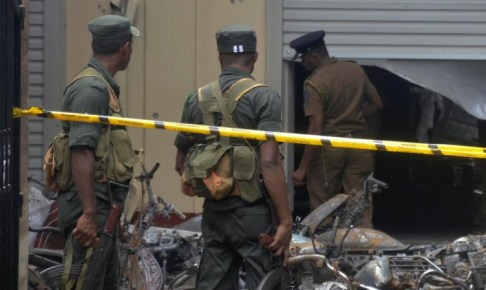 إصابة مواطنة مغربية في الهجمات التي استهدفت سيرلانكا