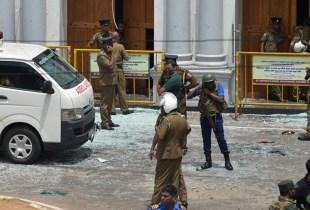 إنفجار جديد يهز العاصمة السيريلانكية صباح اليوم الإثنين