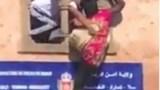 بالفيديو: مهاجرة أفريقية تحاول الانتحار بمخفر للشرطة بالرباط ورجل أمن ينقذها في عمل بطولي