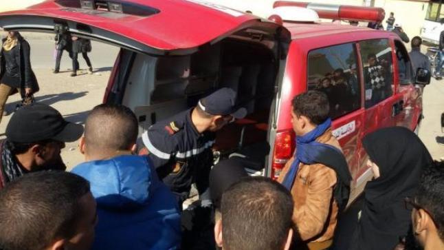 اولاد تايمة..وفاة شخص واصابة أخر في حادثة سير خطيرة