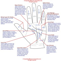 Palmistry Diagram Marriage Line Ammeter Selector Switch Wiring University Witch: History Of Divination -