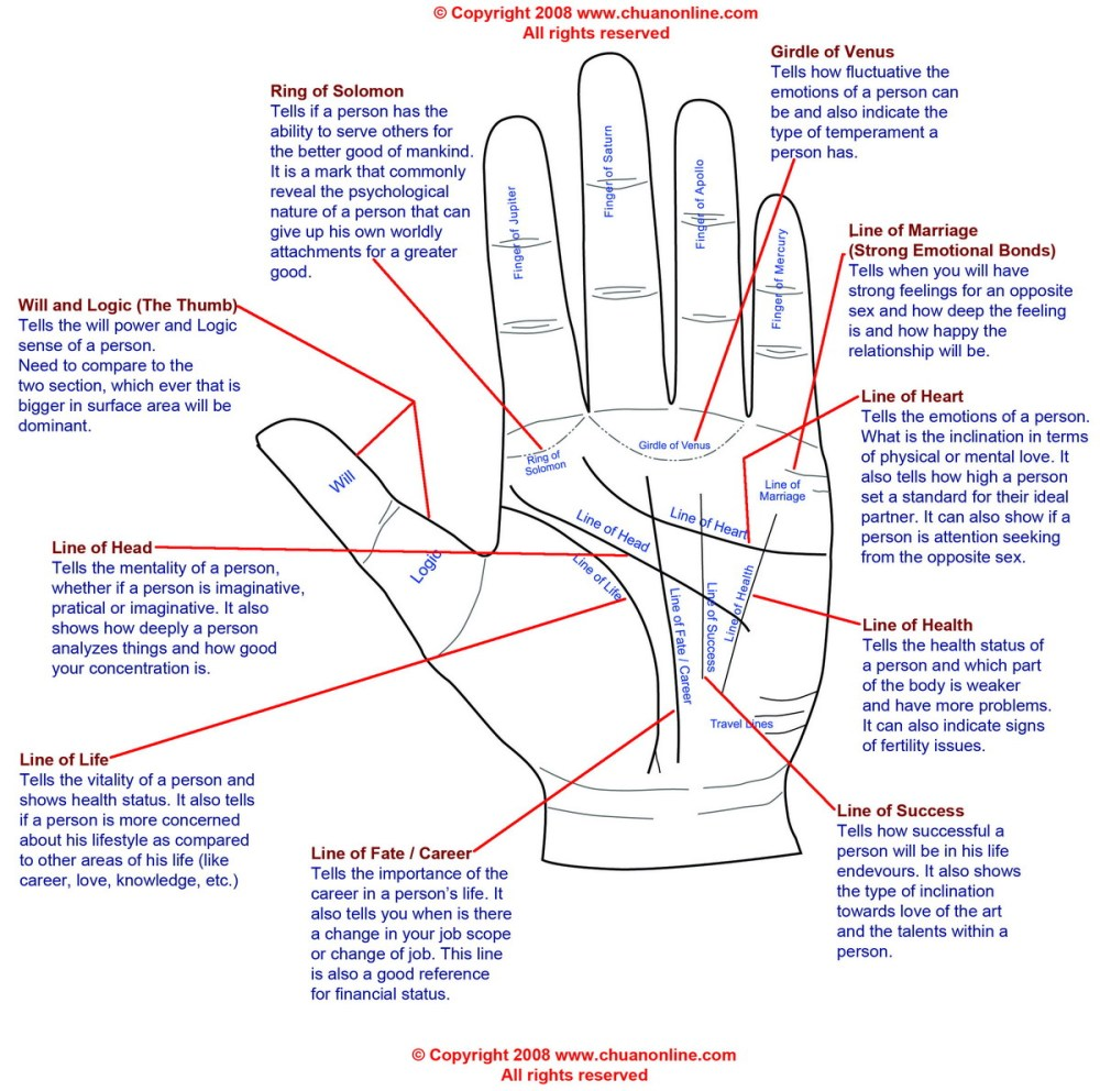 medium resolution of palm reading diagram and palmistry diagram