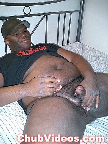Fat Gay Black Cock 110