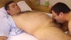 Fat guys suck and fuck