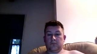 Gay Sub Slave Performs on Webcam 2
