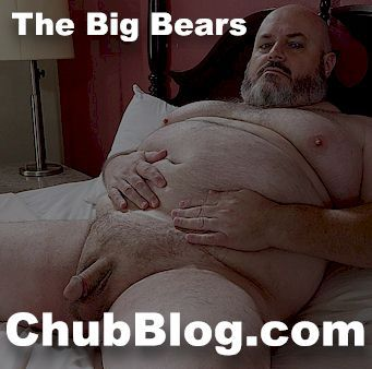right2 - Cute hairy bear cuming
