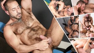 Hairy and Raw – A Sweaty Cumpilation – HairyAndRaw