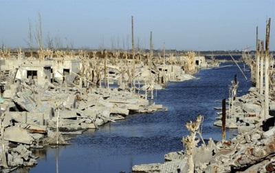 заброшенные города Вилла Эпекуэн