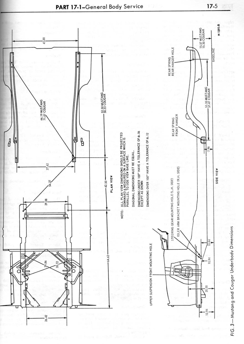 medium resolution of mustang frame 332 428 ford fe engine forum 68 mustang frame diagram