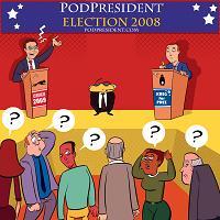 PodPresident Toon