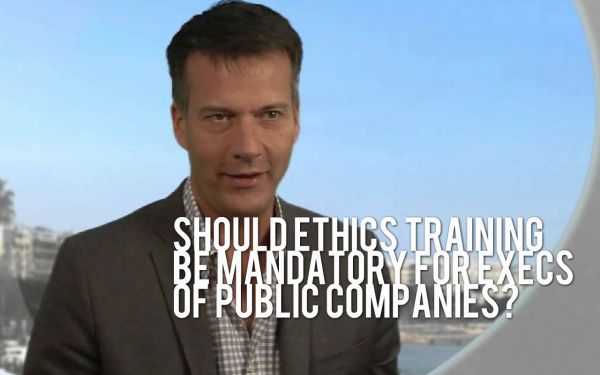 Executives Of Publicly-traded Companies Undergo