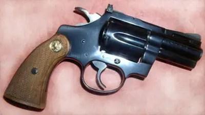 colt diamondback revolver