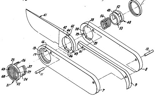 parts of a pocket knife diagram freelander 2 wiring gerber paul