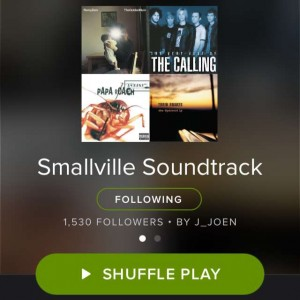 Spotify music soundtrack