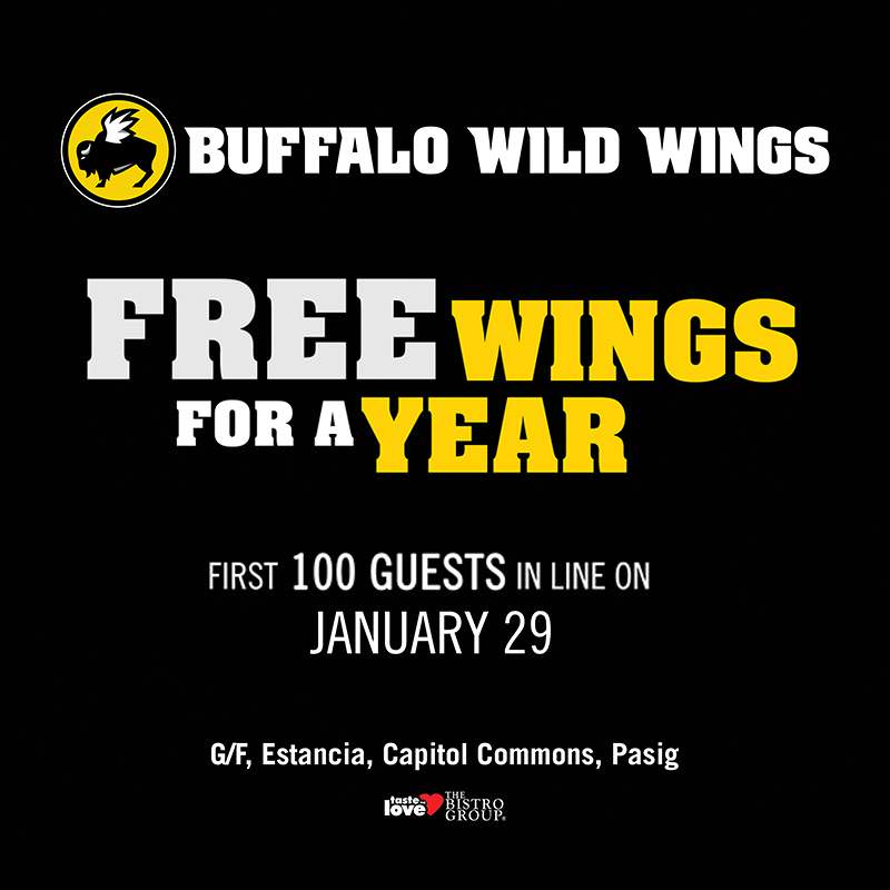 Buffalo Wild Wings - Capitol Commons