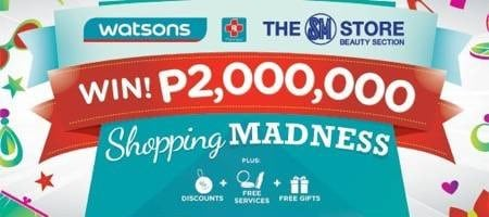 Watsons Shopping Madness