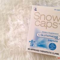 Snow Caps and Snow Skin Whitening Soap - There's more to L-Glutathione than you think!