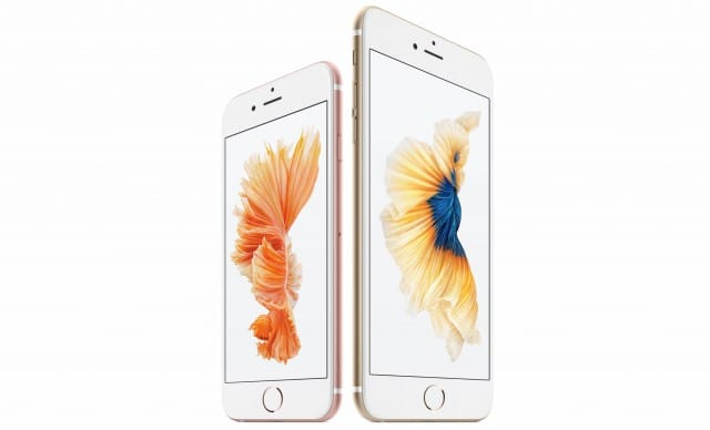 Globe iPhone 6s and Globe iPhone 6s Plus