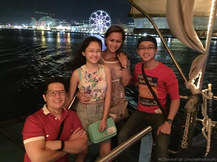 SM by the BAY - Sun Cruises