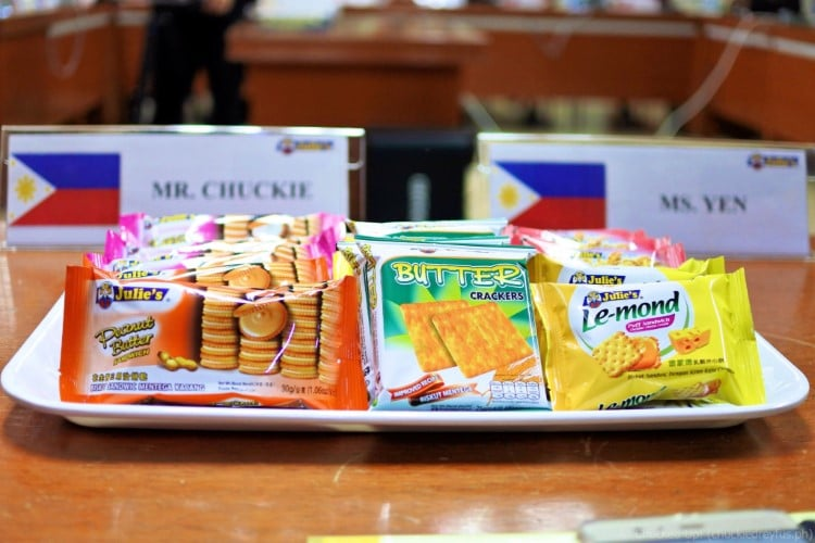 Julie's Biscuits - Malacca - Melaka - Malaysia - Factory Tour